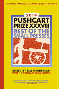 2014 Pushcart Nominees from Bartleby Snopes