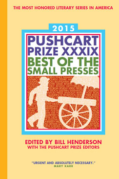 2015 Pushcart Nominees from Bartleby Snopes