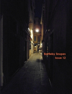 Bartleby Snopes Literary Magazine Issue 12